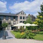 Jardin Hotel Licorne