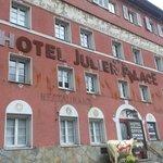 Foto de Ferienhotel Julier Palace