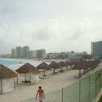 praia muito bonita e calma