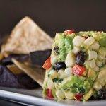 White Corn Guacamole + Chips