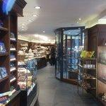 St. Moritz - Hanselmann - chocolate shop
