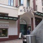 St. Moritz - Hotel Monopol