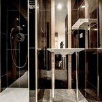 salle de douche suite