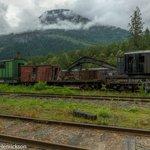 Unrestored Vintage Rail cars