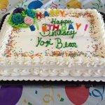 Happy Birthday Yogi!