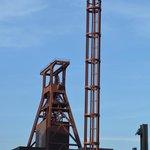Torre de extracción de carbón