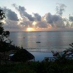 Utrolig solopgang