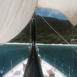 Sailing with Morningstar