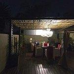 Madiba Suite deck