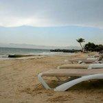 Secrets beach area