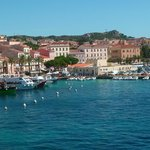 Arrivée au port de La Maddalena