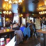 Interior do pub