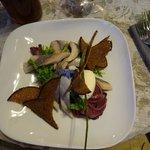 Herring fillet  Baltijas siļķes fileja