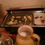 Desayuno sin reponer por falta de personal
