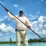Great fishing guide, Shine