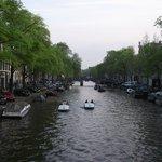 Prinsengracht (canal do príncipe).