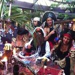 Des vrais pirates