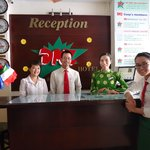Friendly and kind Hotel Manager and Staffs