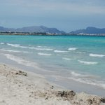 Playa de Muro, el caribe español