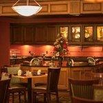 Fireside Grill Buffet Area