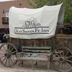 The Old Covered Wagon