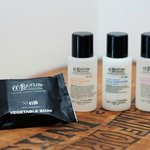 Bath products by C.O. Bigelow (New York's Oldest Apothecary)