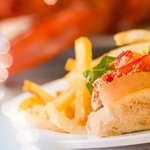 Try our lobster roll