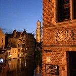 Brugge bij avond