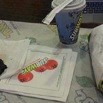 ภาพถ่ายของ Subway