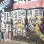 Bogotá Graffitti Tour