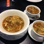 Hot & Sour Soup 酸辣湯