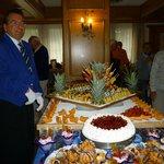 Marcello e il fantastico Buffet di frutta