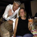 Didier et cocktail !