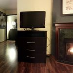 2 Room Fireplace Suites Available
