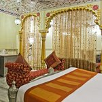 Our wonderful Maharaja Suite