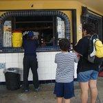 EL mejor café, cubano, en un típico lugar.