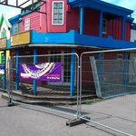 Wild West town feature closed