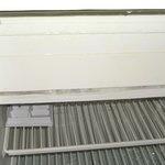 fridge over frozen