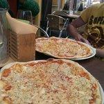 Pizza's!