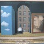 Magritte's .L'Attentat