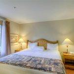One Bedroom Suite's Bedroom