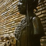 Excellent African art everywhere