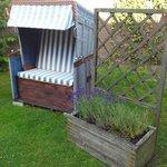 Terrasse u. Gartenbereich