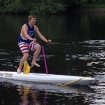 Come try our Water Bike!