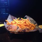 Famous crab fries