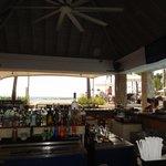 Pool restaurant/bar