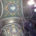 techo de la iglesia