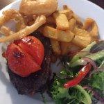 10 oz rump steak