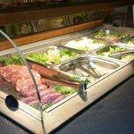 Carne fresca per la grigliata