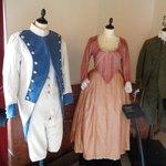 Vestimenta usada por los actores